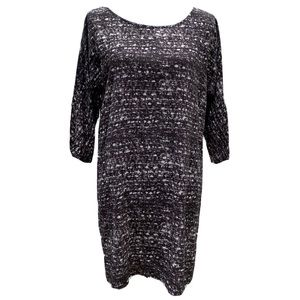 Joie silk mini shift dress size small gorgeous!